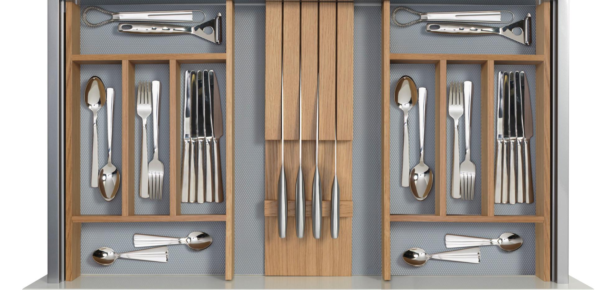 Cutlery Trays Knife Block