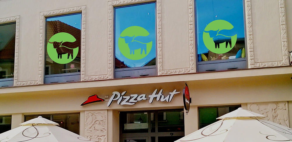 Beyond Meat and Pizza Hut