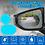 Thumbnail: 2PCS Anti Fog Car Mirror Window Clear Film Anti-Glare Waterproof Rainproof