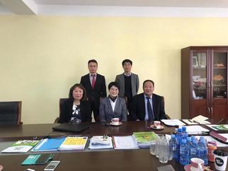 Солонгос улсын Чүнбүг их сургуулийн багш, мэдээлэл технологийн тэнхмийн дарга Dong Back Seo