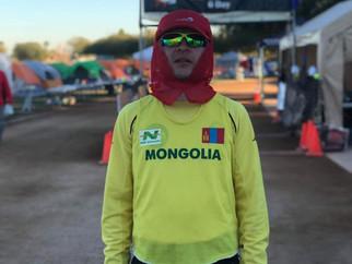 АНУ -ын Аризона мужид болсон хэт алсын зайн гүйлтэд Монгол хүн түрүүллээ!