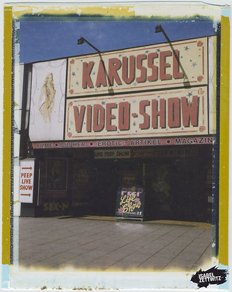 POLAROID PRINT Karussel Video Show