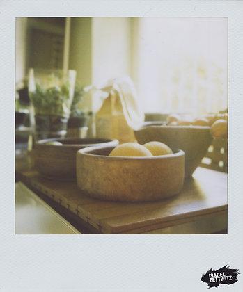 POLAROID PRINT Küchenromantik