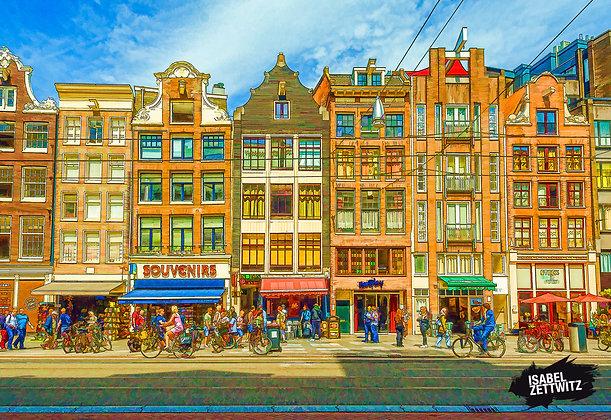 GRAPHIC NOVELS AMSTERDAM: Souvenirs