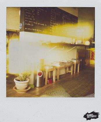 POLAROID PRINT Café