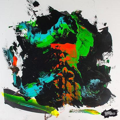 Pi 4 - Paint it black