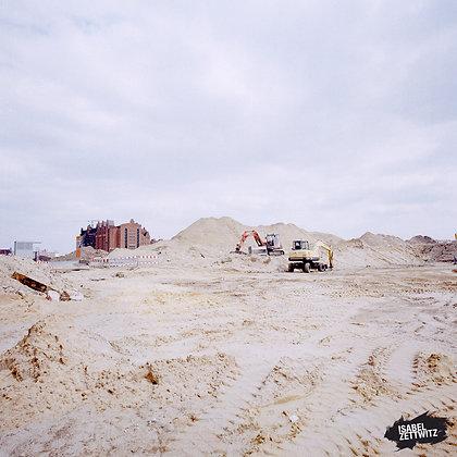 Bau der Hafencity I