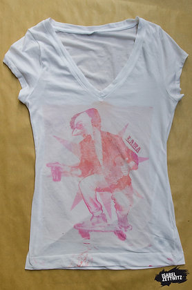 """T-Shirt """"Skater"""" M"""