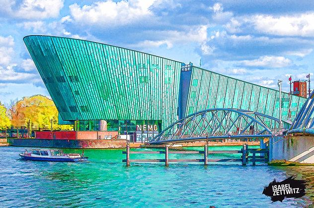GRAPHIC NOVELS AMSTERDAM: Nemo