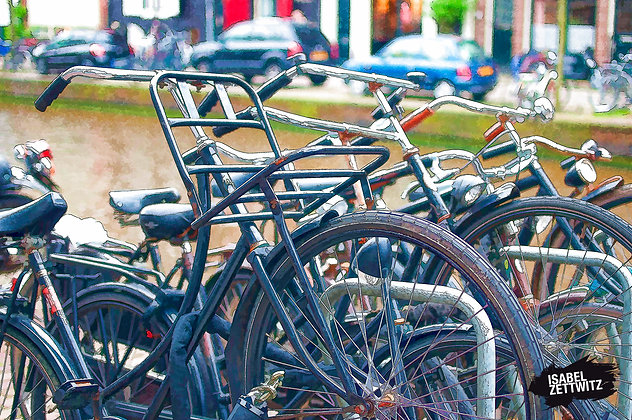 GRAPHIC NOVELS AMSTERDAM: Hollandräder