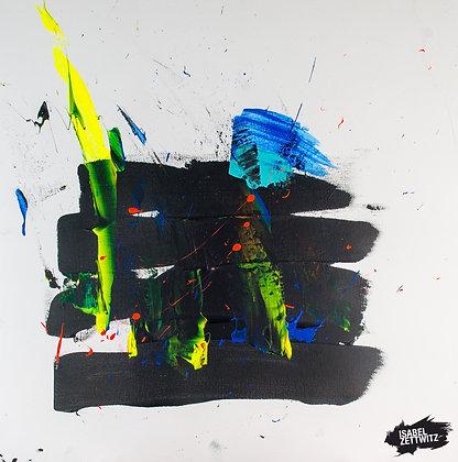 Pi 3 - Paint it black