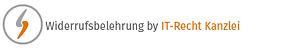 Widerrufsblehrung by IT-Recht Kanzlei