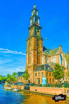 GRAPHIC NOVELS AMSTERDAM: Westerkerk