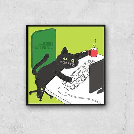 Lazy Tomcat - Moooooontaaaaaag
