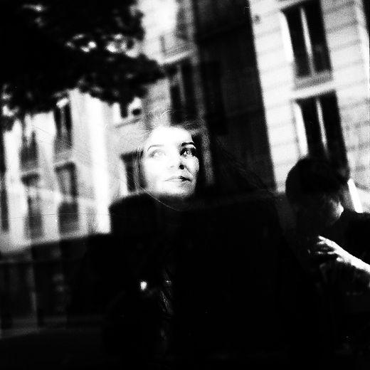 Isabel Zettwitz von Lucja Romanowska fotografiert