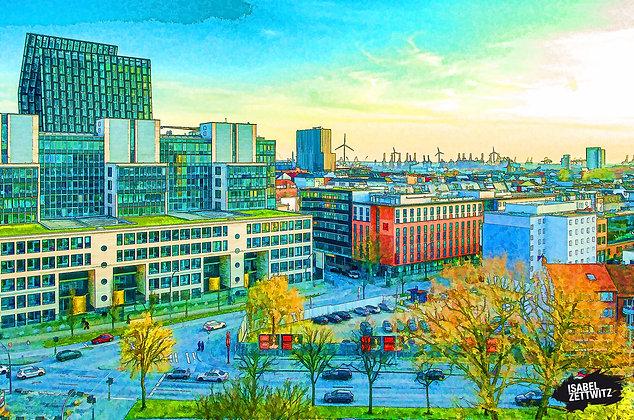 GRAPHIC NOVELS: Über den Dächern von St. Pauli