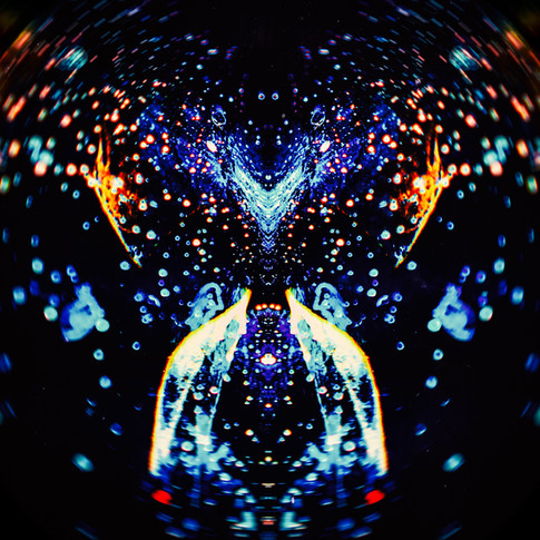 Disco Spacefish Funkelfred, 2018