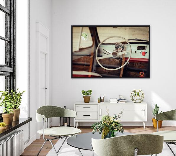 Wandkunst - Bild aus der Serie Lifestyle von Isabel Zettwitz