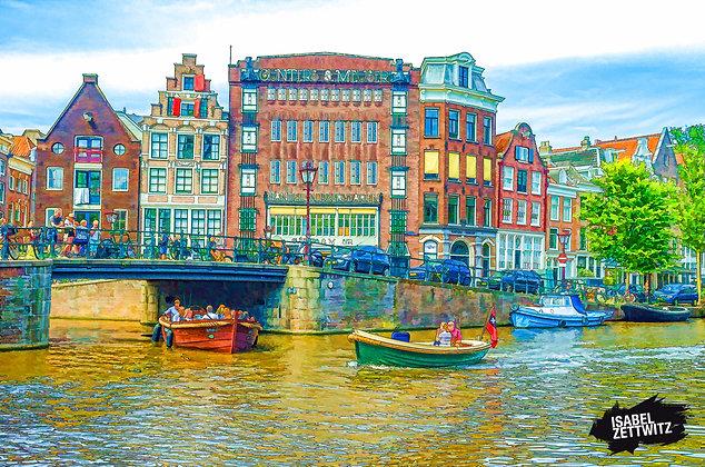 GRAPHIC NOVELS AMSTERDAM: Gunters & Meuser