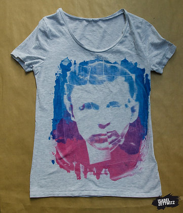"T-Shirt ""Chris"" - Unikat"
