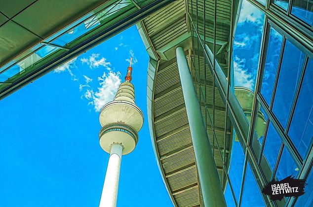 GRAPHIC NOVELS: Fernsehturm und Messehallen