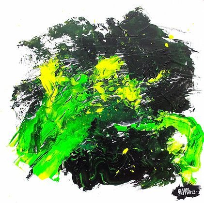 Paint it black N°5