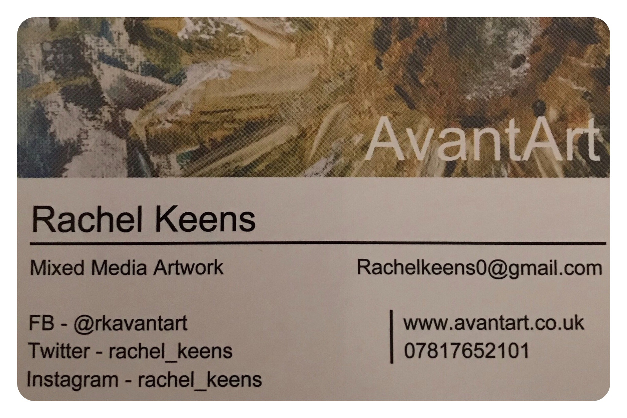 Buy Art and Contact Info