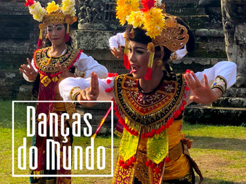 "NEW SERIES ""DANCES OF THE WORLD"" STARTS SHOOTING IN BALI"