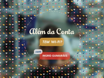 """PREMIERE OF THE 6TH SEASON OF OUR HIT SHOW """"ALÉM DA CONTA"""" WITH INGRID GUIMARÃES"""
