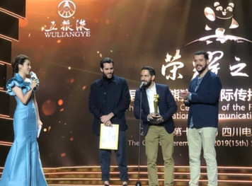 Producing Partners is proud to announce our series won of a Golden Panda Awards at the Sichuan Telev