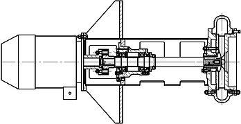 Шламовый насос ВШН-150