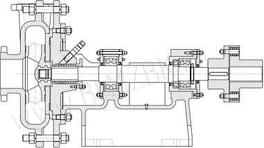 Насос ГР 160/31,5, насос 5ГР-8