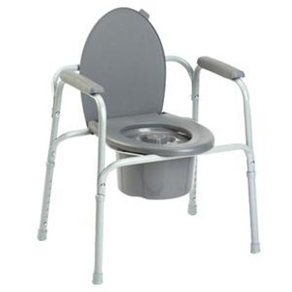 Invacare All-In-One Steel Commode