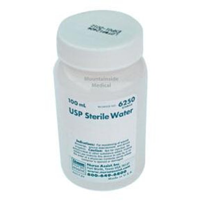 Nurse Assist Inc USP Sterile Water For Irrigation with Screw Top Container