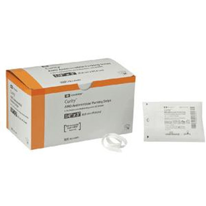 Curity™ AMD Antimicrobial Packing Strips Sterile