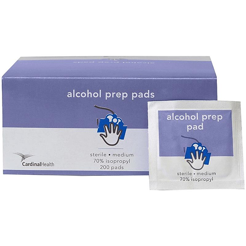 Cardinal Health™ Alcohol Prep Pad