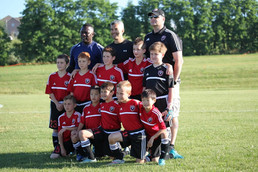 Team at Hershey Park Tournament