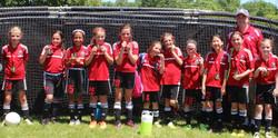 2008 Girls from Ridgewood Tournament