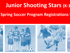Spring 2021 - Junior Shooting Stars
