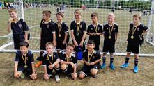 Team at Piscataway Summer Tournament