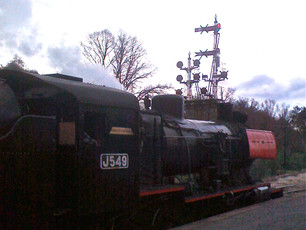 However, for the steam train enthusiast ...