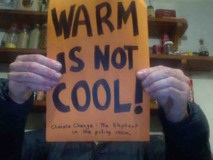 Final Climate Change Protest tonight!