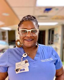 Tamarrah Davis, MD
