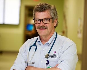David Banks, MD