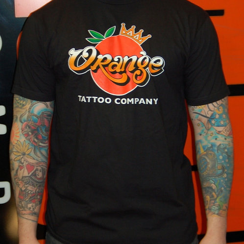 OTC Logo T-Shirt Black