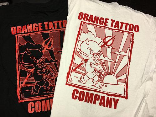 OTC Hot Stuff Devil T-Shirt designed by Matt K