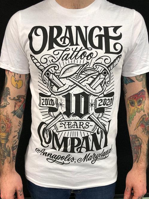 OTC 10 Year Anniversary T-Shirt