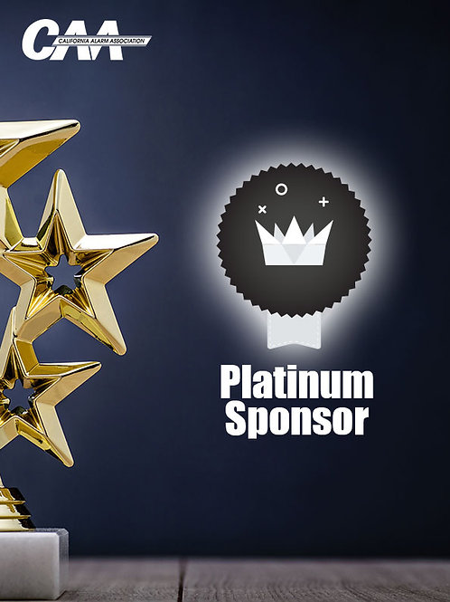 Platinum Sponsor Package