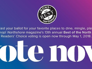 Cerra's Market Nominated for North Shore Magazine's Best Of 2018