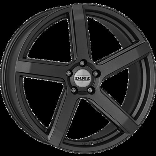 OCP0L8GA45 Dotz CP5 Matt Graphite 20 Inch 8.5J 45 Offset 5x112 70.1mm
